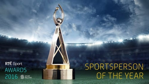 There are 12 nominees for the Sportsperson of the Year award