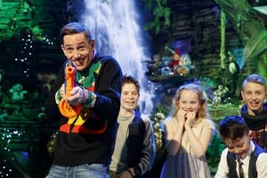Watch the Toy Show or else. Ryan Tubridy is taking no chances