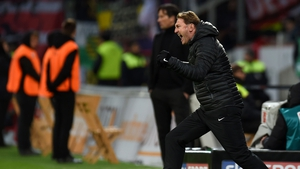 Ralph Hasenhuttl has Leipzig flying in the German top flight