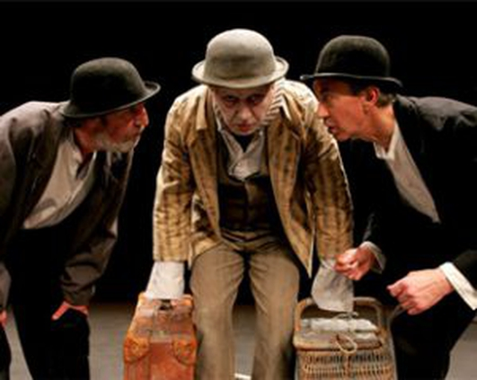 """The Waiting Game"", a documentary about Waiting For Godot on tour"