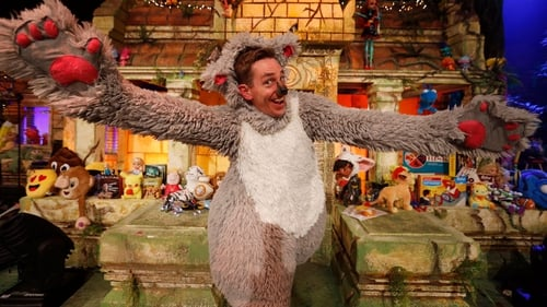 "Ryan Tubridy last year's Late Late Toy Show - ""I know exactly what I'll be singing. I know what I'll be wearing. I know the theme. Now all we need is the kids..."""
