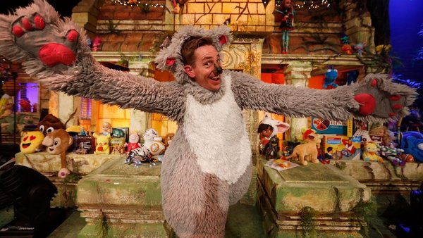 """Ryan Tubridy last year's Late Late Toy Show - """"I know exactly what I'll be singing. I know what I'll be wearing. I know the theme. Now all we need is the kids..."""""""