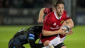 Munster's win was 'ugly', according to Johan Erasmus