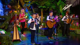 The Late Late Toy Show: Irish Medley