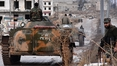 Syria army seizes new rebel district in Aleppo
