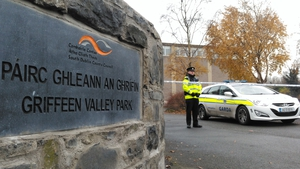 The body of Mark Desmond was discovered at Griffeen Valley Park in Lucan last night