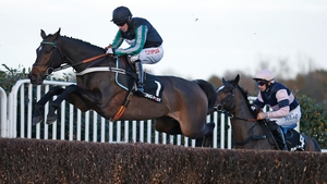 Altior jumped impressively in the Grade One contest