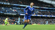 Eden Hazard wrapped up the points at City