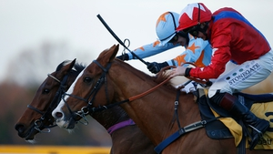 Ruby Walsh kept finding more on Un De Sceaux when it mattered most
