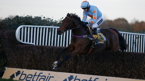 Un De Sceaux en route to winning last year's Tingle Creek