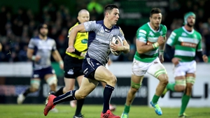 Connacht had scored four tries before half time on Saturday