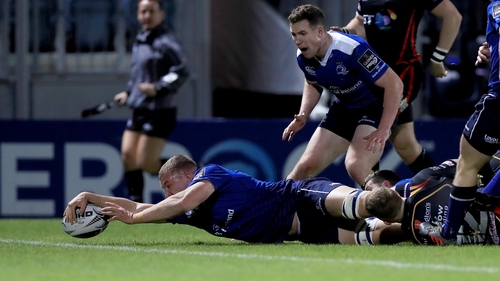 Mike Ross starts for Leinster against Glasgow Warriors