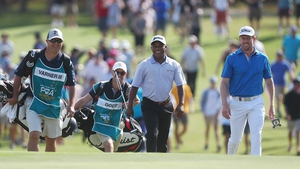 Harold Varner III and Andrew Dodt went head to head in the final round