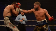 Billy Joe Saunders took it on points in Scotland
