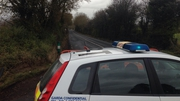 The incident happened at Military Road in Dungarvan at around 10am