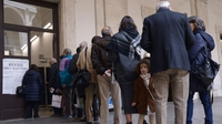 Exit polls suggest loss for Renzi in referendum