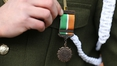 Defence Forces awarded medals for centenary role