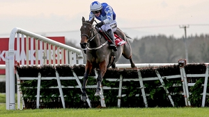 Airlie Beach in action under Danny Mullins