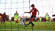 Nathan Ake scores the winner