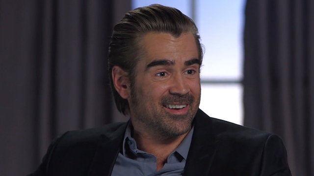 Colin Farrell 'glad' his fame has faded