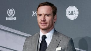 Michael Fassbender stars alongside Brendan Gleeson in the upcoming Trespass Against Us