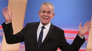 Alexander Van der Bellen said old values like freedom, equality and solidarity contributed to his win