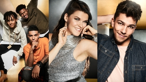 5 After Midnight, Saara Aalto and Matt Terry