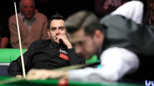 Ronnie O'Sullivan had no answer to Mark Selby's consistent excellence in Sunday's final