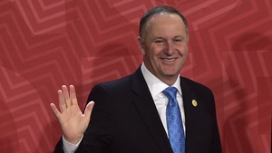 John Key cited family reasons for his surprise resignation