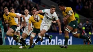 Owen Farrell will be