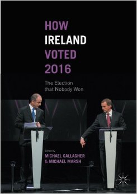 Book: How Ireland Voted 2016