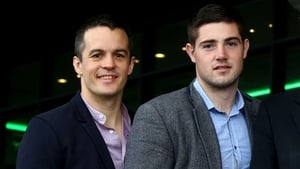 Darren O'Neill and Joe Ward will be in action against England
