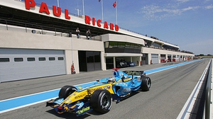 The Circuit Paul Ricard has been used for Formula One testing in recent years