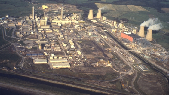 Sellafield Nuclear Power Plant, Cumbria