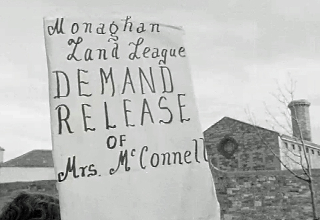 Release Mrs McConnell Protest