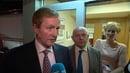 Taoiseach Enda Kenny was speaking in Claremorris, Co Mayo