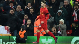Ben Woodburn became Liverpool's youngest ever scorer last month