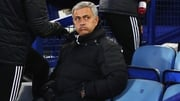 Jose Mourinho believes it's unfair that Manchester United are nine points away from the top four