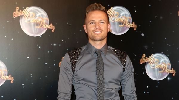 Nicky Byrne to host Dancing with the Stars Ireland
