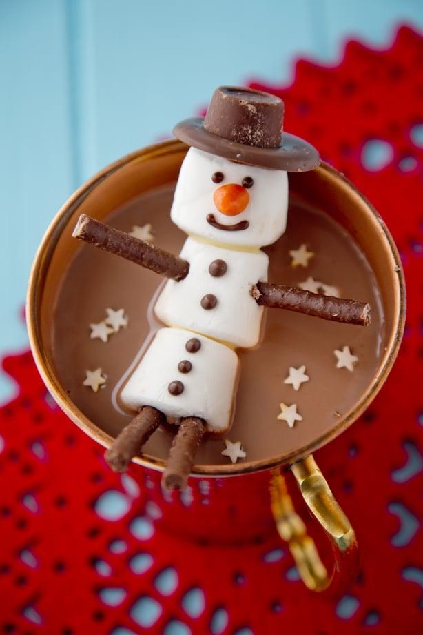 Snowman Hot Chocolate