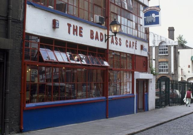 Bad Ass Cafe