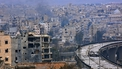 Life in Aleppo as attacks on the city ease