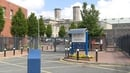 Two men were attacked in Mountjoy Prison this morning