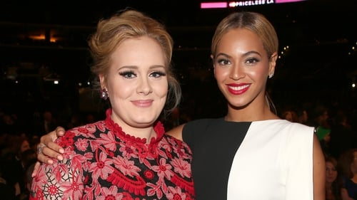 Adele and Beyoncé will go head-to-head at the 2017 Grammy Awards