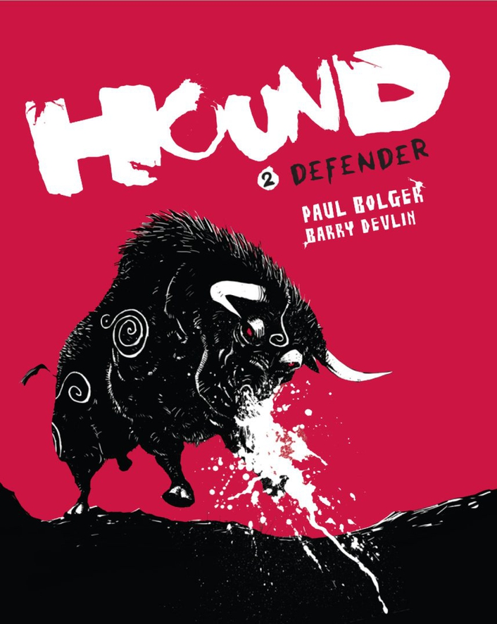"Review: graphic novel ""Hound"", volume 2"