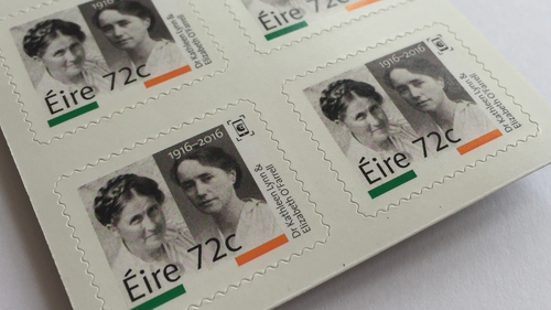 David McRedmond said stamp prices have been kept artificially low in Ireland