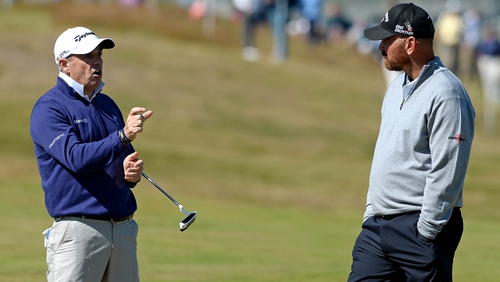 Paul McGinley and Thomas Bjorn have both got strong ties with the Ryder Cup