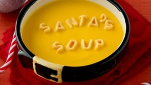 The lovely ladies at FoodOppi share their recipe for Santa's Soup!