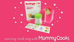 Mummy Cooks' Starter Weaning Gift Set