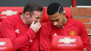 Wayne Rooney and Memphis Depay, who looks set for the Old Trafford exit door